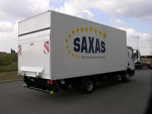 SAXAS Kofferaufbau MKD-M