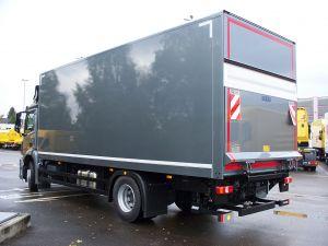 SAXAS Kofferaufbau MKDS-E